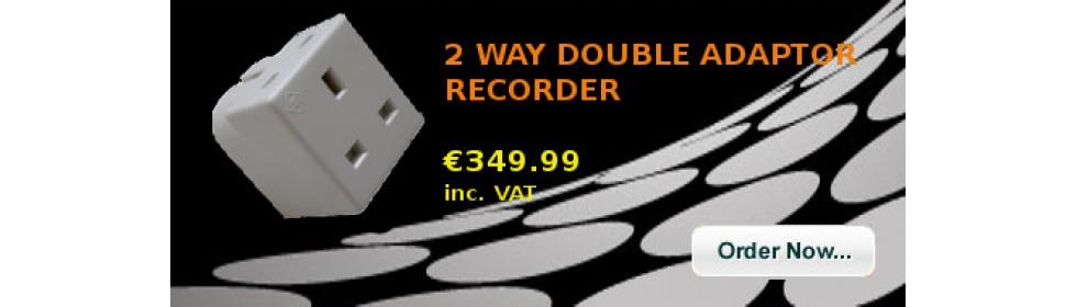 2 way adaptor recorder