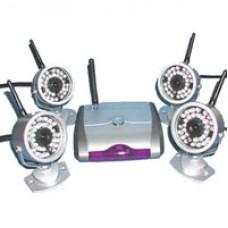 "RC420A+802CWAS, Wireless Camera, 1/3"" Omni vision Cmos, 380TVL"