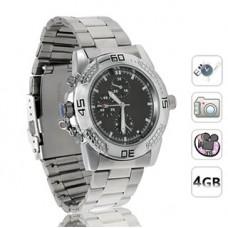 Spy Video Camera Watch 4Gb
